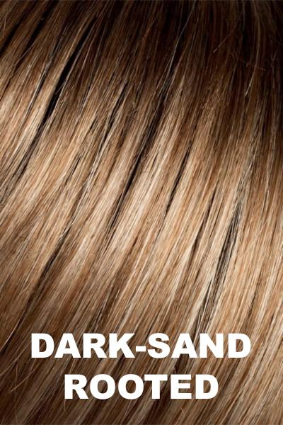 Ellen Wille Wigs - First wig Ellen Wille Hair Society Dark Sand Rooted Petite-Average
