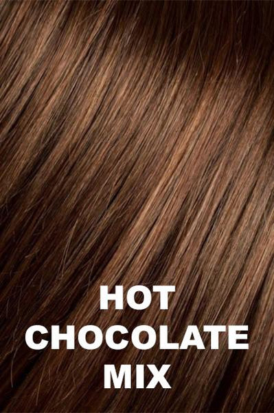 Ellen Wille Wigs - Icone wig Ellen Wille Hair Society Hot Chocolate Mix Petite Average