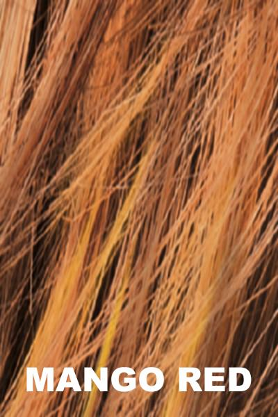 Ellen Wille Wigs - Swing wig Ellen Wille Mango Red Rooted Petite-Average