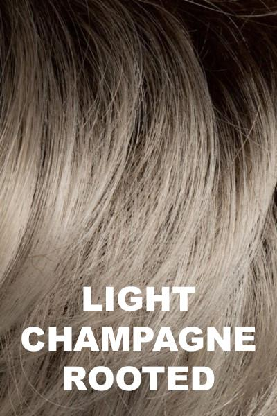 Ellen Wille Wigs - First wig Ellen Wille Hair Society Light Champagne Rooted Petite-Average