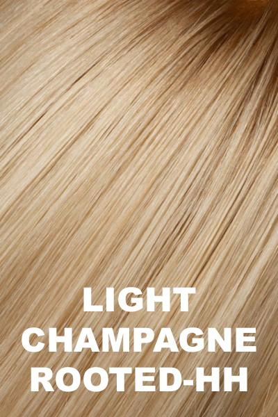 Ellen Wille Wigs - Zora - Remy Human Hair wig Ellen Wille Light Champagne Rooted Average