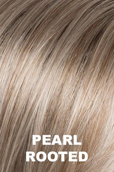 Ellen Wille Wigs - Shape wig Ellen Wille Hair Society Pearl Rooted Petite-Average