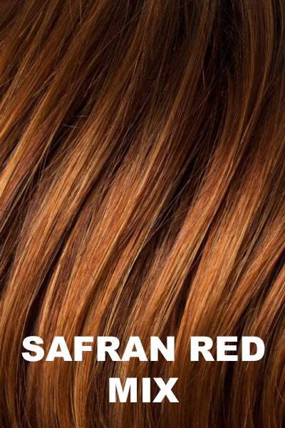Ellen Wille Wigs - Xela Human Hair wig Ellen Wille Safran Red Mix Petite-Average