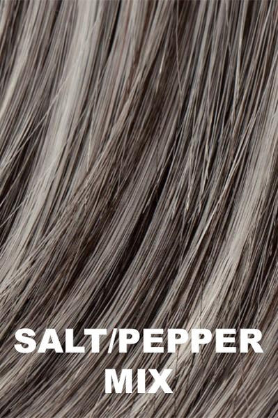 Ellen Wille Wigs - Ever Mono wig Ellen Wille Salt & Pepper Mix Petite-Average