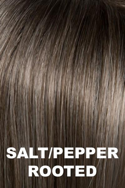 Ellen Wille Wigs - Stay wig Ellen Wille Salt & Pepper Rooted Petite-Average