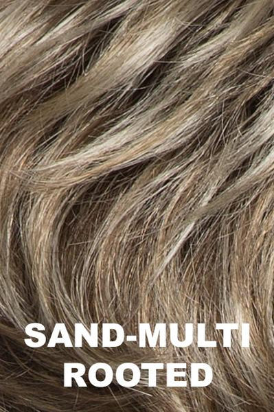Ellen Wille Wigs - Shuffle wig Ellen Wille Sand Multi Rooted Petite-Average