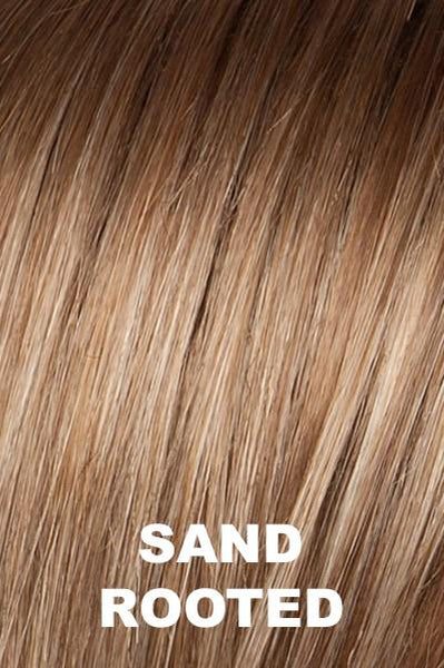 Ellen Wille Wigs - Ever Mono wig Ellen Wille Sand Rooted Petite-Average