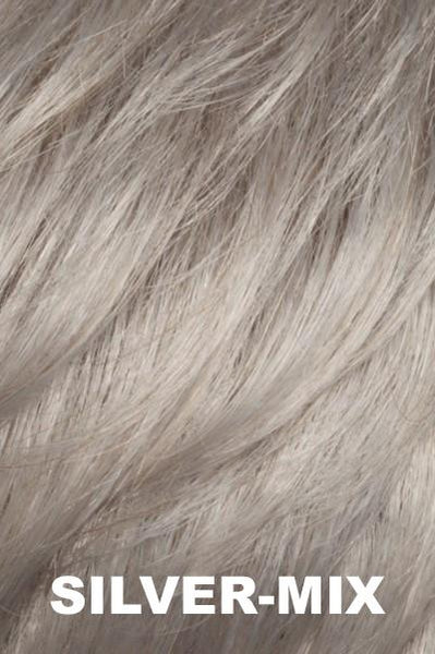 Ellen Wille Wigs - Ginger Mono wig Ellen Wille Silver Mix Average