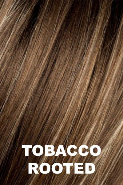 Ellen Wille Wigs - Mega Mono wig Ellen Wille Tobacco Rooted Average