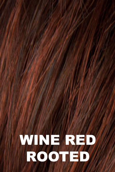 Ellen Wille Wigs - Appeal Human Hair wig Ellen Wille Wine Red Rooted Petite-Average