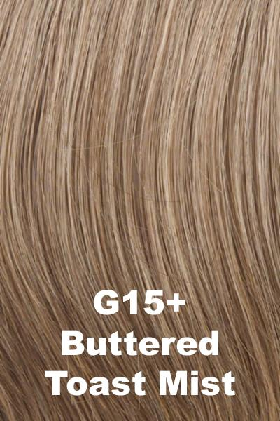 Gabor Wigs - Gala wig Gabor Buttered Toast Mist (G15+) Average