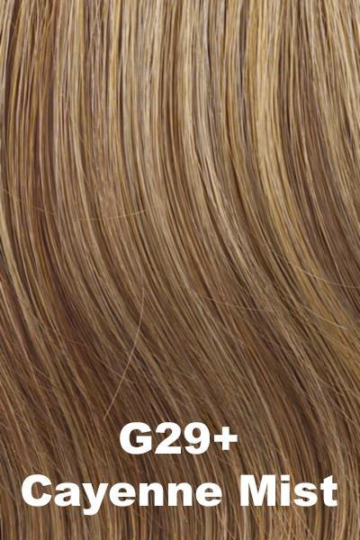 Sale - BC - Gabor Wigs - Affluence Color: Cayenne Mist (G29+)