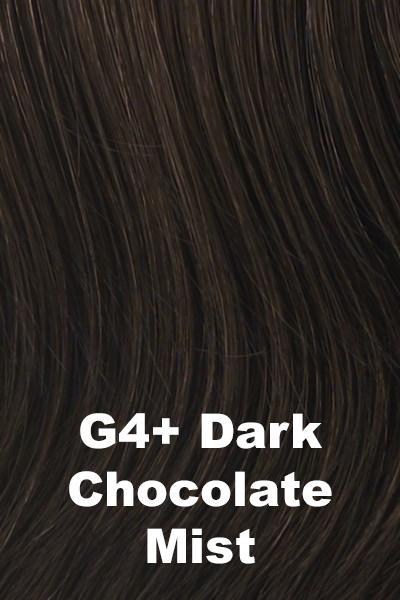 Gabor Wigs - Gala wig Gabor Dark Chocolate Mist (G4+) Average
