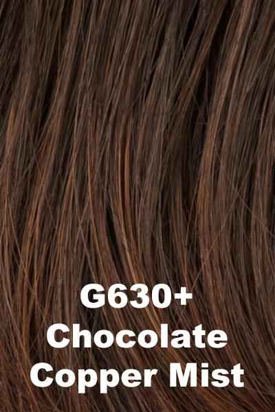 Gabor Wigs - Gala wig Gabor Chocolate Copper Mist (G630+) Average