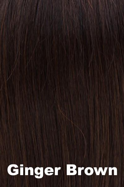 Belle Tress Wigs - Bedhead (#6023) wig Belle Tress Ginger Brown Average
