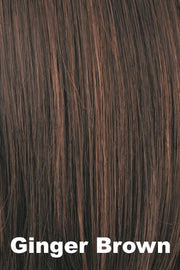 Amore Wigs - Emily #2551 wig Amore Ginger Brown Average