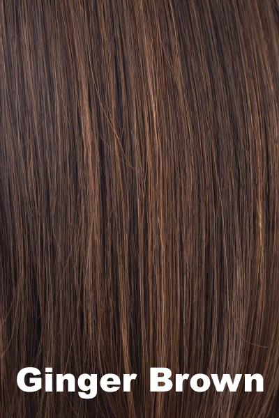 Rene of Paris Wigs - Dakota #2387 wig Rene of Paris Ginger Brown Average