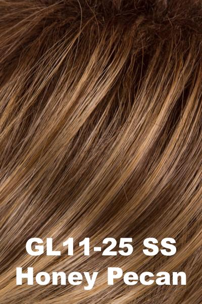 Gabor Wigs - Soft and Subtle wig Gabor SS Honey Pecan (GL11-25SS) +$4.25 Petite-Average