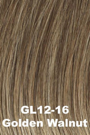 Gabor Wigs - High Impact wig Gabor Golden Walnut (GL12-16) Average