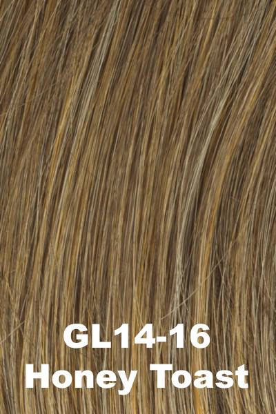 Gabor Wigs - Under Cover Halo Bangs Gabor Honey Toast (GL14-16)