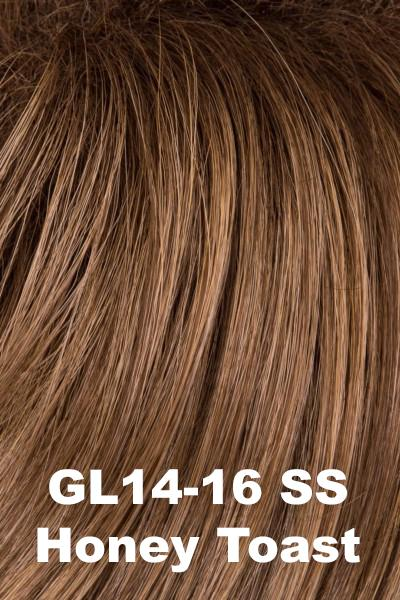 Gabor Wigs - Curl Appeal wig Gabor SS Honey Toast (GL14-16SS) +$4.25 Average