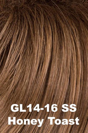 Gabor Wigs - High Impact wig Gabor SS Honey Toast (GL14-16SS) +$4.25 Average