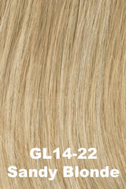 Gabor Wigs - Fresh Chic wig Gabor Sandy Blonde (GL14/22) Average