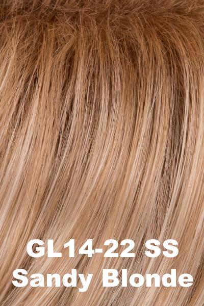 Gabor Wigs - Page Turner wig Gabor SS Sandy Blonde (GL14-22SS) +$4.25 Petite-Average