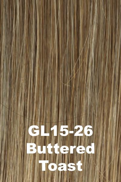 Gabor Wigs - Page Turner wig Gabor Buttered Toast (GL15/26) Petite-Average
