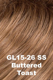 Gabor Wigs - High Impact wig Gabor SS Buttered Toast (GL15-26SS) +$4.25 Average