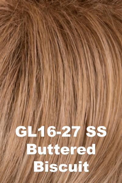 Gabor Wigs - Page Turner wig Gabor SS Buttered Biscuit (GL16-27SS) +$4.25 Petite-Average
