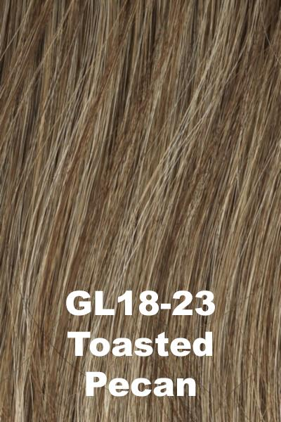 Gabor Wigs - Page Turner wig Gabor Toasted Pecan (GL18/23) Petite-Average