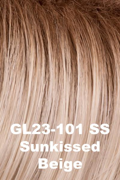 Gabor Wigs - Top Choice wig Gabor SS Sunkissed Beige (GL23-101SS) +$4.25