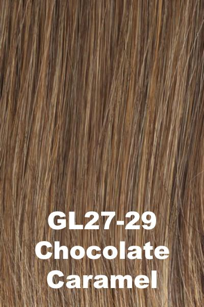 Gabor Wigs - Upper Cut wig Gabor Chocolate Caramel (GL27/29) Average