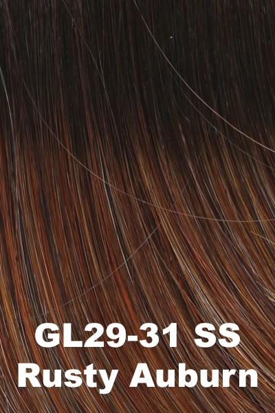 Gabor Wigs - Soft and Subtle wig Gabor SS Rusty Auburn (GL29-31SS) +$4.25 Petite-Average