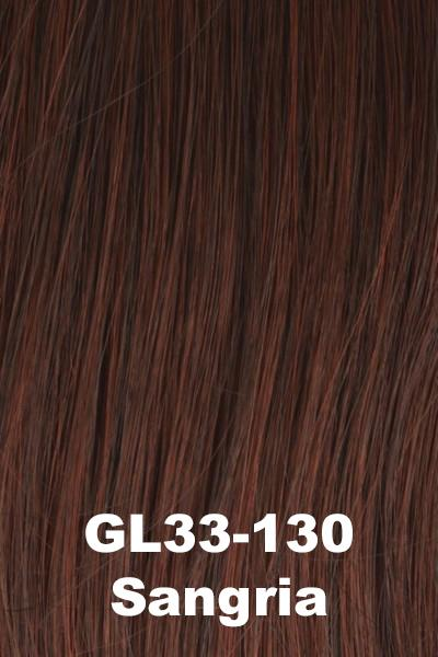 Gabor Wigs - Page Turner wig Gabor Sangria (GL33/130) Petite-Average