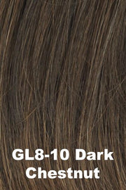 Gabor Wigs - High Impact wig Gabor Dark Chestnut (GL8-10) Average