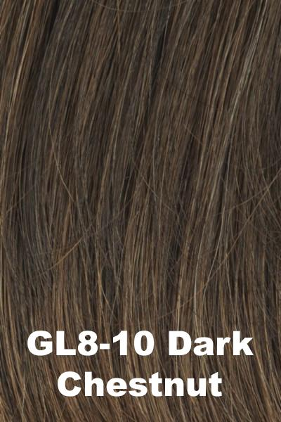 Gabor Wigs - Upper Cut wig Gabor Dark Chestnut (GL8/10) Average