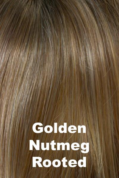 Envy Wigs - Veronica - Human Hair Blend wig Envy Golden Nutmeg Average