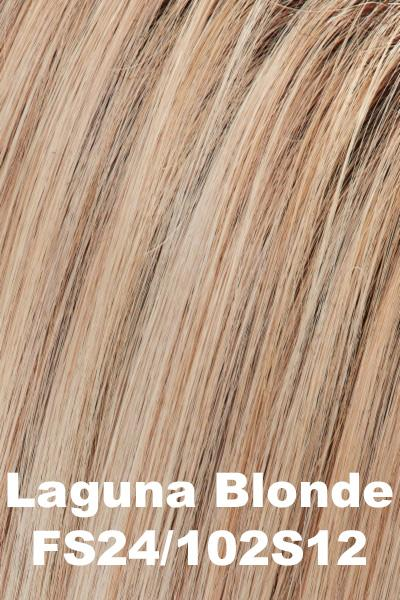 EasiHair - EasiPart HD 12 (#356) Extension EasiHair Laguna Blonde (FS24/102S12)