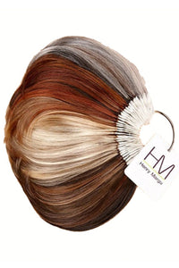 Wig Color Ring : Henry Margu Highlighted