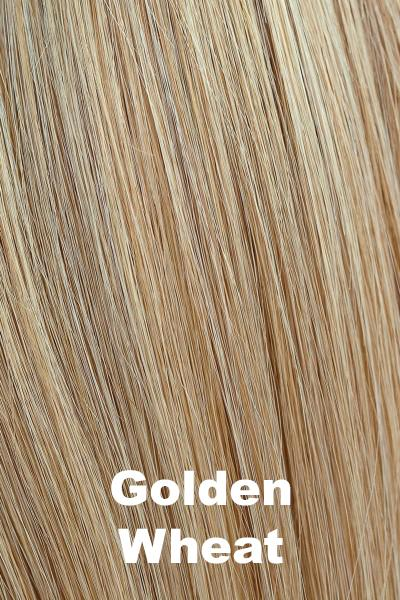 Orchid Wigs - Lily Human Hair (#8705) wig Orchid Golden Wheat Average