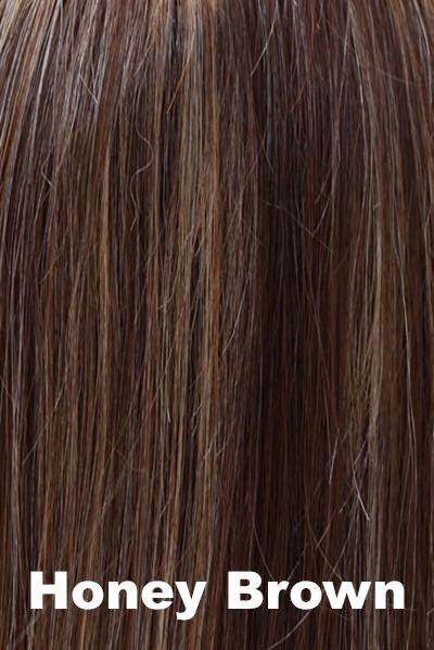 Belle Tress Wigs - Petite Feather Lite (#6030) wig Belle Tress Honey Brown Petite