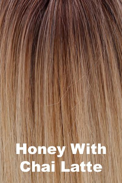 Belle Tress Wigs - Woolala (#6014) wig Belle Tress Honey w/ Chai Latte Average