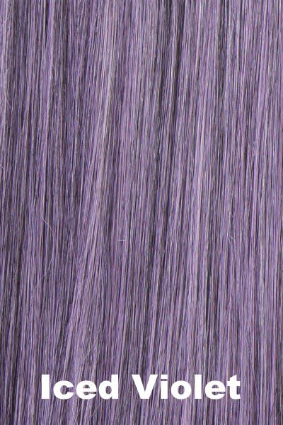 Hairdo Wigs Extensions - 23 Inch 6 Piece Straight Color Extension Kit (#HX23SK) Extension Hairdo by Hair U Wear Iced Violet