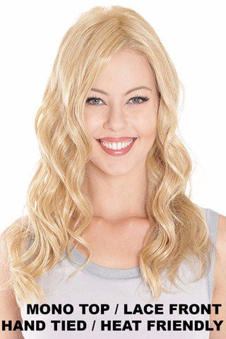 "Belle Tress Wigs - Lace Front Mono Top Wave 18"" (#7007) 1"