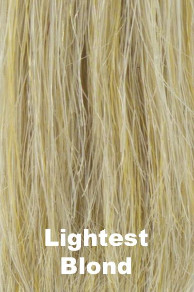 Amore Wigs - Kimmie Human Hair Blend #8700 wig Amore Lightest Blond Average