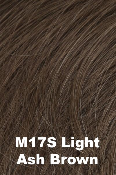 HIM Wigs - Style wig HIM M17S (Light Ash Brown) Average-Large