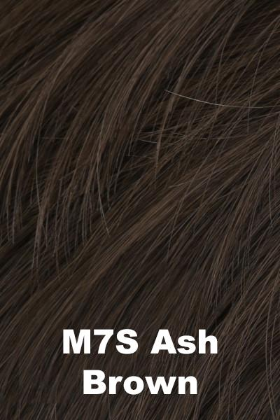 HIM Wigs - Daring wig HIM M7S (Ash Brown) Average-Large