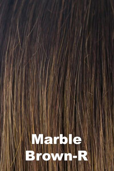 The Alexander Couture Collection Wigs - Vee (#1020) wig Alexander Couture Collection Marble Brown-R + $13.60 Average